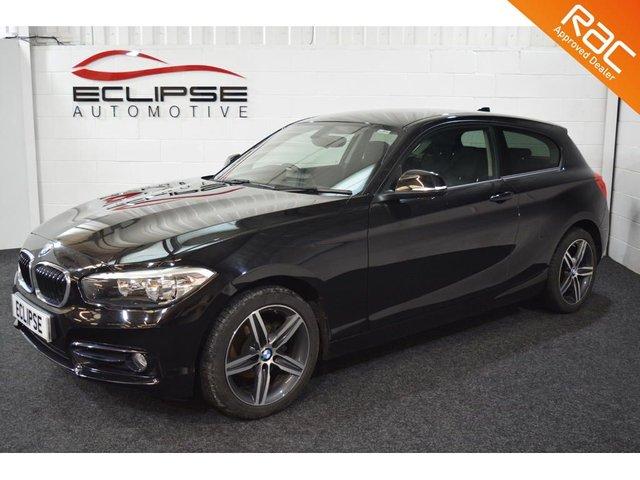 2017 67 BMW 1 SERIES 1.5 118I SPORT 3d 134 BHP