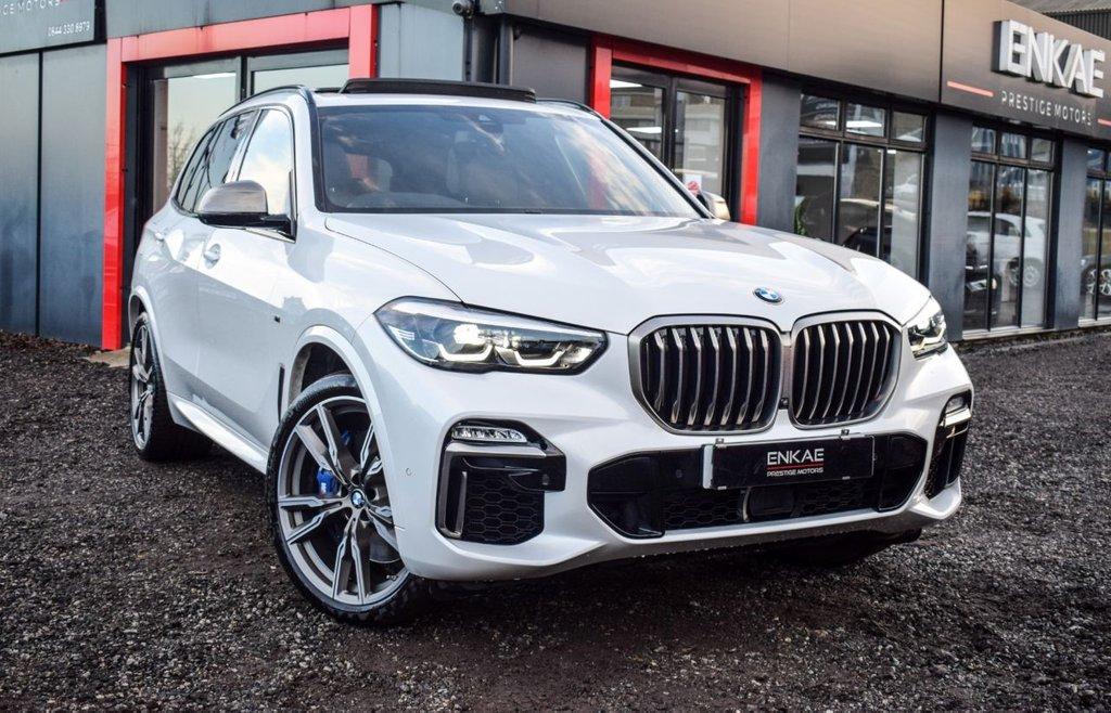 USED 2019 M BMW X5 3.0 M50D 5d 395 BHP
