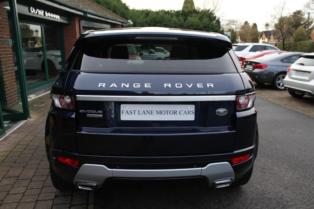 USED 2015 64 LAND ROVER RANGE ROVER EVOQUE 2.2 SD4 AUTOBIOGRAPHY 5d 190 BHP
