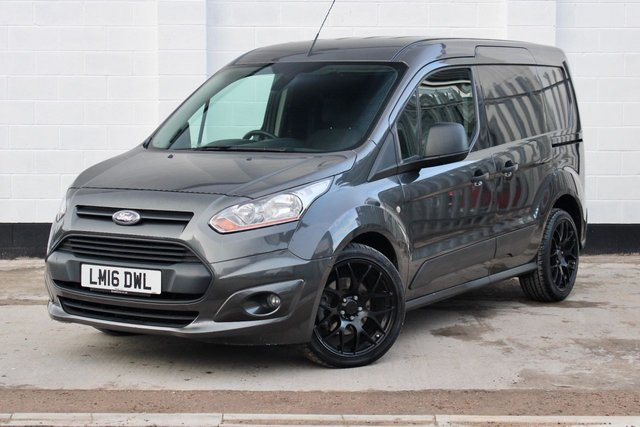 2016 16 FORD TRANSIT CONNECT 1.6 200 TREND P/V 74 BHP