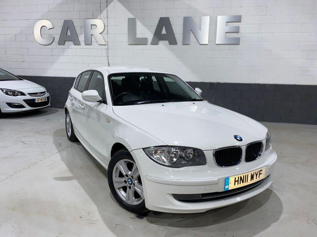 USED 2011 11 BMW 1 SERIES 2.0 116I SE 5d 121 BHP