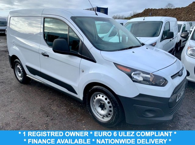 USED 2017 67 FORD TRANSIT CONNECT 1.5 220 P/V 100 BHP EURO 6