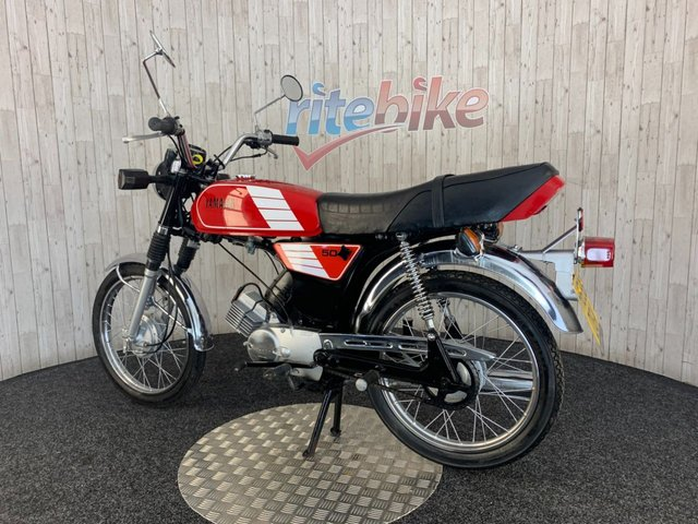 YAMAHA FS1 at Rite Bike