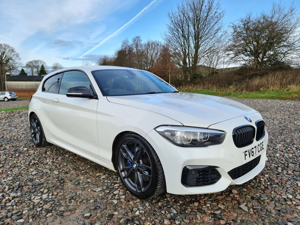 USED 2018 67 BMW 1 SERIES 3.0 M140I SHADOW EDITION 3d 335 BHP Free Next Day Nationwide Delivery