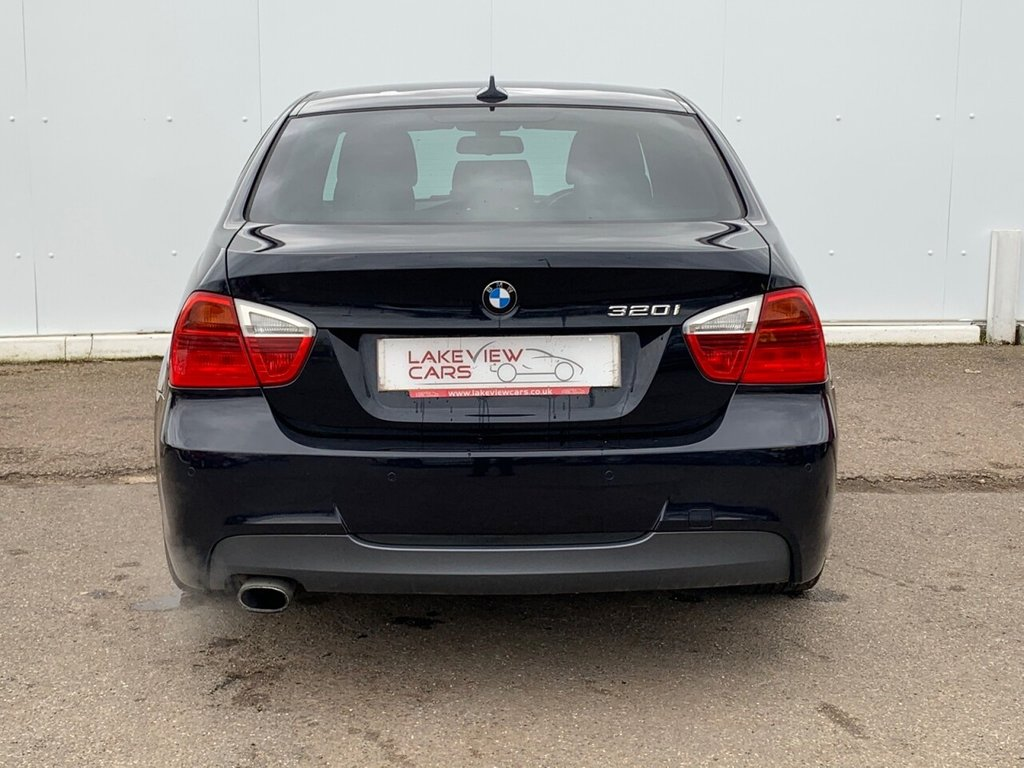 USED 2008 08 BMW 3 SERIES 2.0 320I EDITION M SPORT 4d 168 BHP