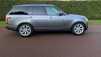 USED 2020 LAND ROVER RANGE ROVER 2.0 P400e 13.1kWh Vogue SE Auto 4WD (s/s) 5dr VAT Q / DELIVERY MILES / LWB