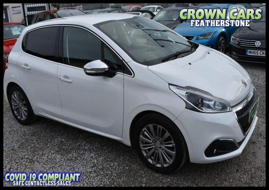 USED 2015 15 PEUGEOT 208 1.2 PureTech Allure 5dr FREE FINANCE ELIGIBILITY CHECK