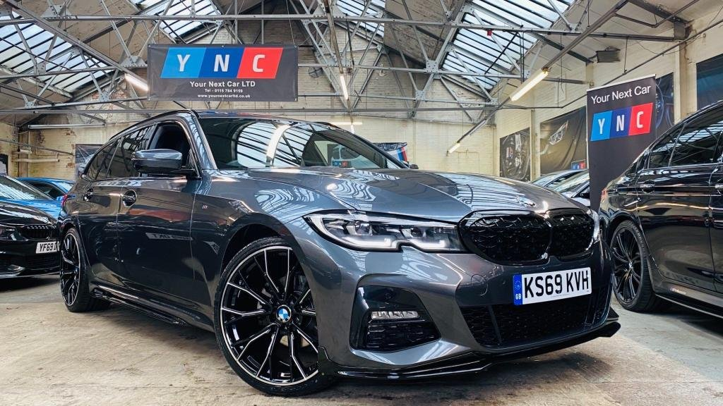 USED 2019 69 BMW 3 SERIES 2.0 320d M Sport Touring Auto (s/s) 5dr PREMIUM PACK 20S PERFORMANCE K