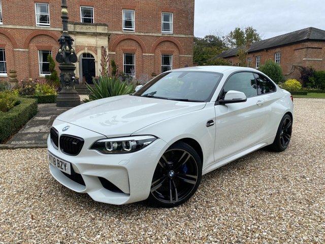 2018 18 BMW M2 3.0L M2 2d 365 BHP