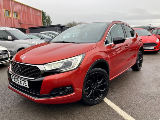 View our DS DS 4 CROSSBACK