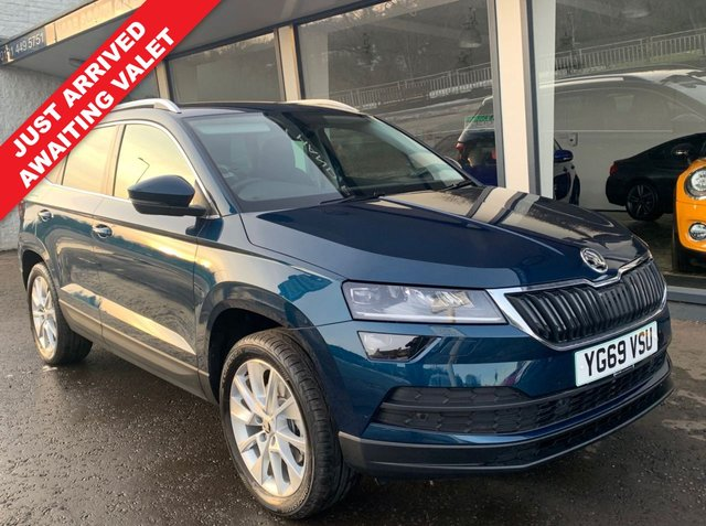 View our SKODA KAROQ