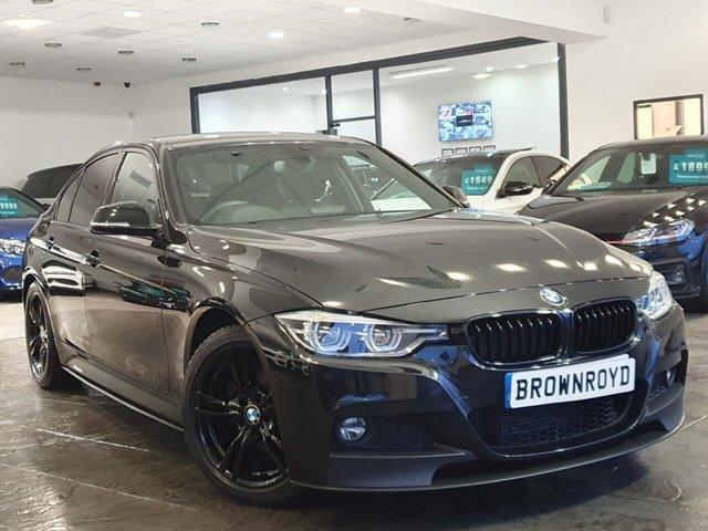 USED 2017 17 BMW 3 SERIES 2.0 320D M SPORT 4d 188 BHP BM PERFORMANCE STYLING+6.9%APR