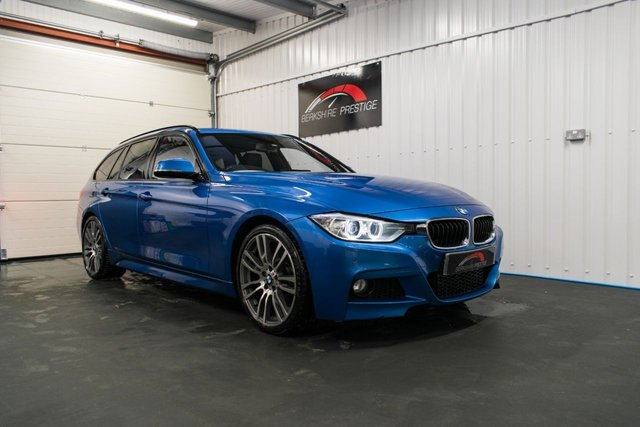 2013 13 BMW 3 SERIES 3.0 330D M SPORT TOURING 5d 255 BHP