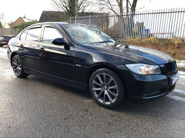 USED 2008 08 BMW 3 SERIES 2.0 320I EDITION SE 4d 168 BHP