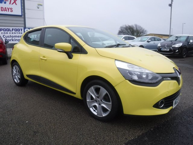USED 2013 13 RENAULT CLIO 1.1 EXPRESSION PLUS 16V 5d 75 BHP CRUISE CONTROL*BLUETOOTH*AUX*USB*ALLOY WHEELS*ISOFIX