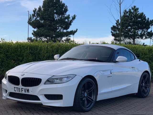 USED 2011 11 BMW Z4 2.5 Z4 SDRIVE23I M SPORT HIGHLINE EDITION 2d 201 BHP