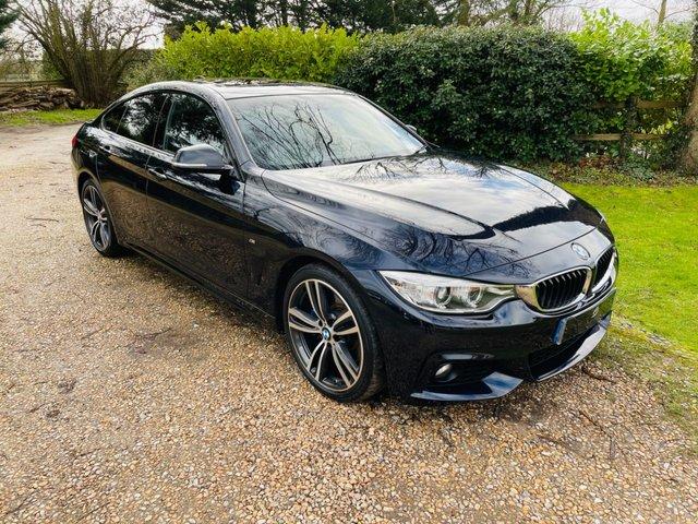 2016 66 BMW 4 SERIES GRAN COUPE 2.0 420D M SPORT GRAN COUPE 4d 188 BHP
