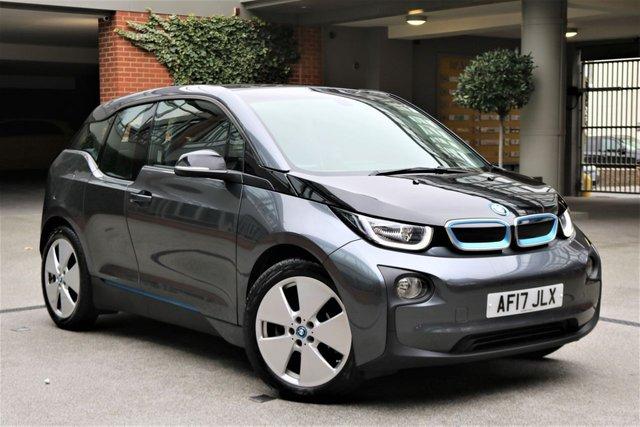 USED 2017 17 BMW I3 0.0 I3 94AH 5d 168 BHP