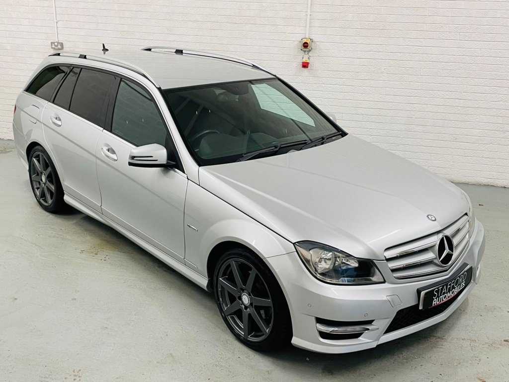 USED 2012 12 MERCEDES-BENZ C-CLASS 2.1 C220 CDI BLUEEFFICIENCY SPORT 5d 168 BHP 18in AMG ALLOYS, PDC, CRUISE, ELECTRIC SEATS, FINANCE AVAILABLE