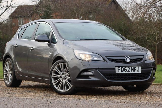 USED 2013 62 VAUXHALL ASTRA 2.0 CDTi SRi VX Line Auto 5dr fsh+1 Owner-  new + Automatic