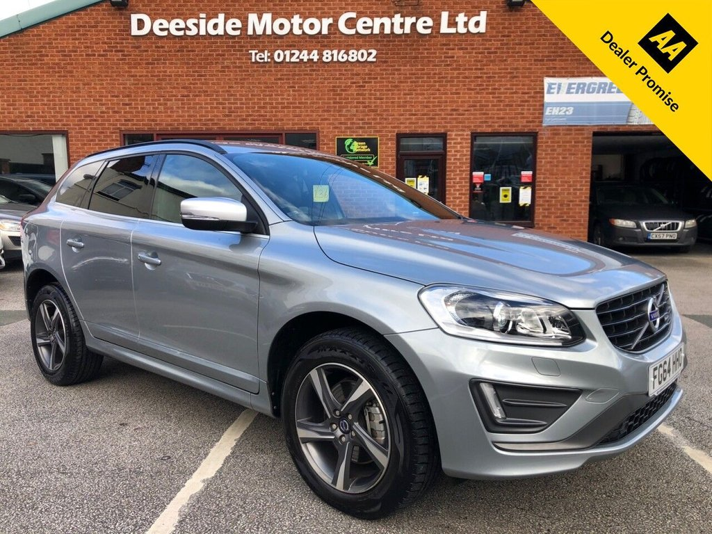 USED 2014 14 VOLVO XC60 D4 [181] R DESIGN 5dr Geartronic