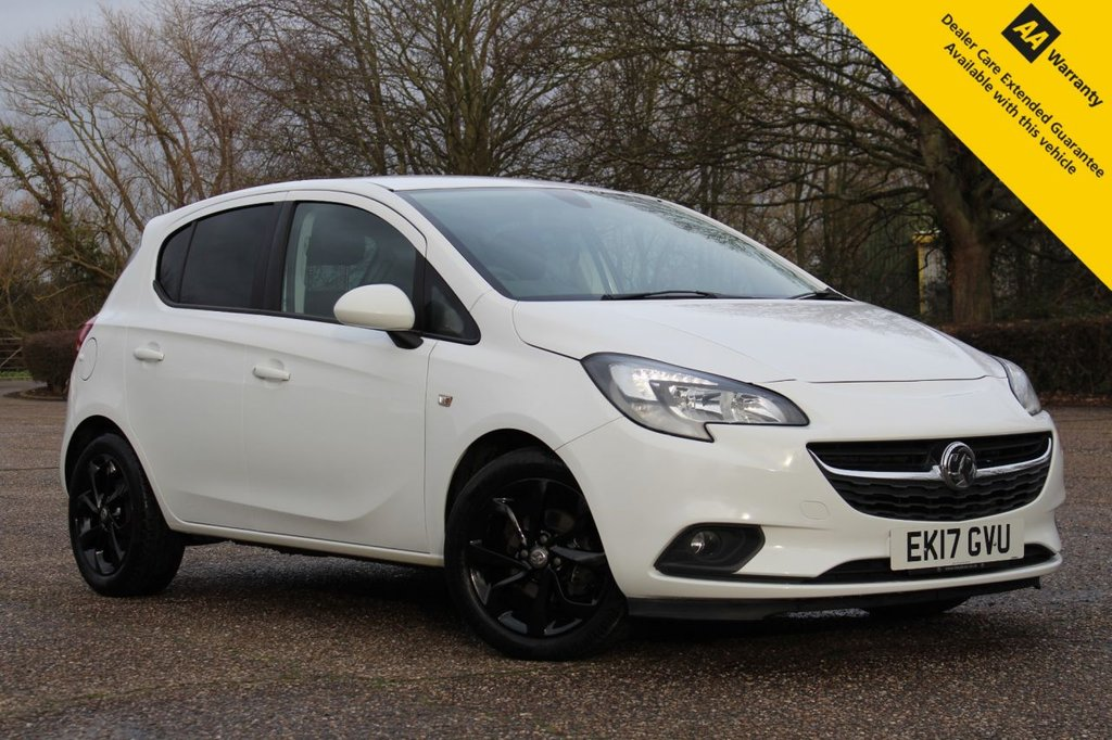 USED 2017 17 VAUXHALL CORSA 1.4 ENERGY AC ECOFLEX 5d 74 BHP ** 1 OWNER FROM NEW ** FRESHLY SERVICED + BRAND NEW MOT - NEW TYRES ** BRAND NEW FRESHLY REFURBISHED ALLOY WHEELS ** APPLE CAR PLAY / ANDROID AUTO ** DAB RADIO ** BLUETOOTH ** CRUISE CONTROL ** HEATED SEATS + STEERING WHEEL ** ONLY £30 ROAD TAX ** ULEZ CHARGE EXEMPT ** CLICK & COLLECT + NATIONWIDE DELIVERY AVAILABLE ** BUY ONLINE IN CONFIDENCE FROM A MULTI AWARD WINNING 5* RATED DEALER **