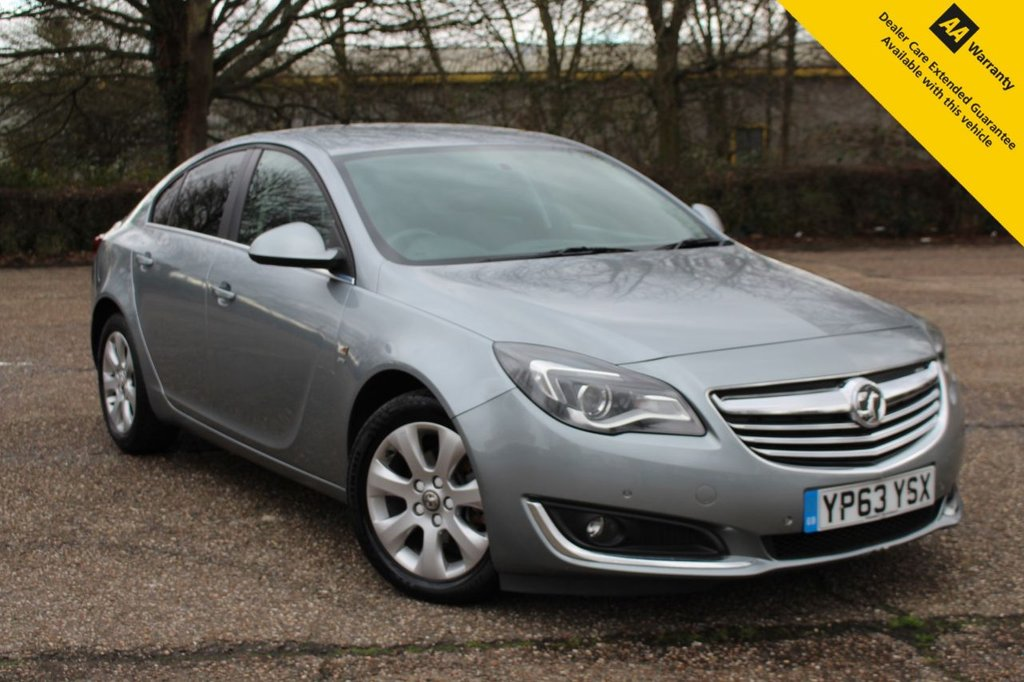 USED 2014 63 VAUXHALL INSIGNIA 2.0 SRI NAV CDTI ECOFLEX S/S 5d 118 BHP ** FULL SERVICE HISTORY + FRESHLY SERVICED ** NEW ADVISORY FREE MOT ** SAT NAV ** UPGRADED CONTROL PAD ** UPGRADED FRONT + REAR PARKING AID ** UPGRADED CRUISE CONTROL ** AUTO LIGHTS ** BLUETOOTH + USB ** £0 ROAD TAX + 76 MPG COMBINED FUEL ECONOMY ** CLICK & COLLECT + NATIONWIDE DELIVERY AVAILABLE ** BUY ONLINE IN CONFIDENCE FROM A MULTI AWARD WINNING 5* RATED DEALER **