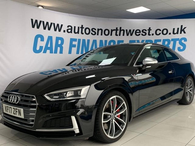 AUDI A5 at Autos North West