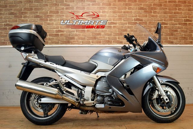 USED 2007 07 YAMAHA FJR 1300 AS  - FREE DELIVERY AVAILABLE