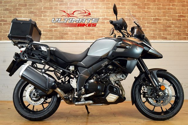USED 2018 68 SUZUKI DL 1000 AL8 V-STROM ABS - FREE DELIVERY AVAILABLE