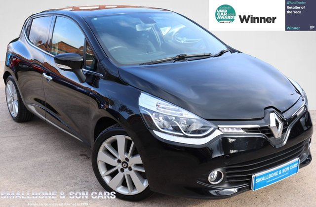 USED 2016 16 RENAULT CLIO 0.9 DYNAMIQUE S NAV TCE 5d 89 BHP * BUY ONLINE * FREE NATIONWIDE DELIVERY *