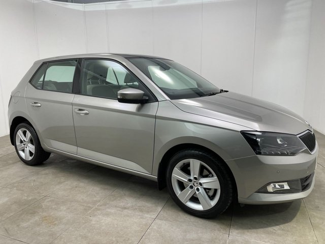 SKODA FABIA at Peter Scott Cars
