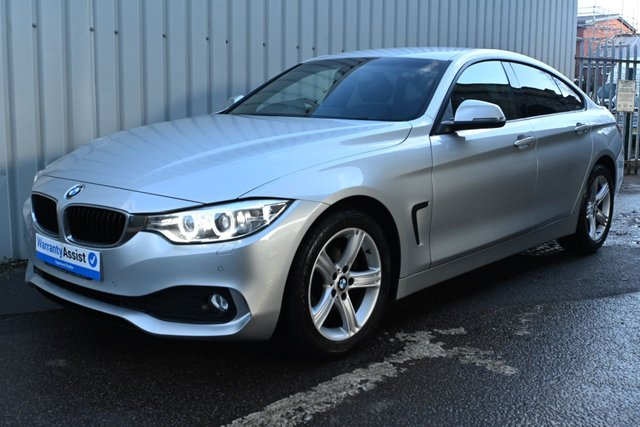 USED 2015 65 BMW 4 SERIES 2.0 420D SE GRAN COUPE 4d 188 BHP Immaculate and low mileage