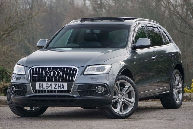 AUDI Q5 at Tim Hayward Car Sales