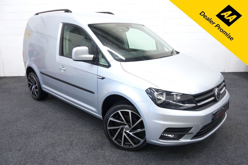 USED 2018 18 VOLKSWAGEN CADDY 2.0 C20 TDI HIGHLINE 101 BHP