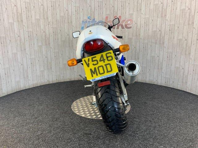 SUZUKI GSXR750 at Rite Bike