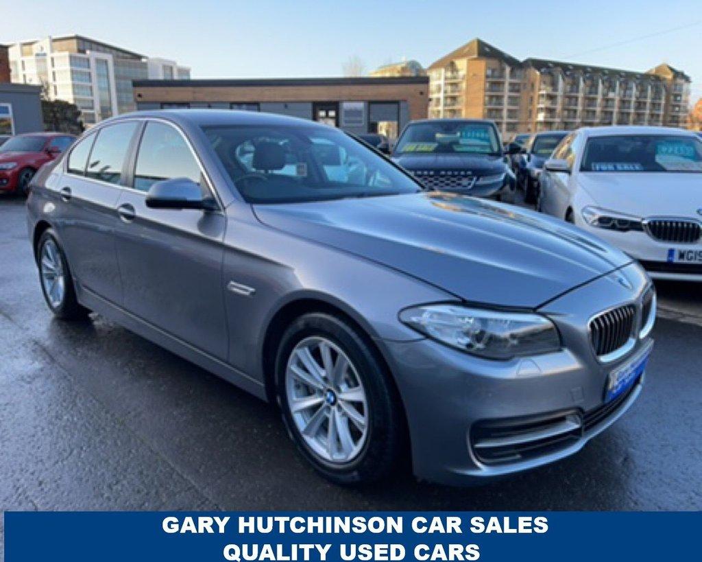 USED 2016 16 BMW 5 SERIES 520D SE AUTO