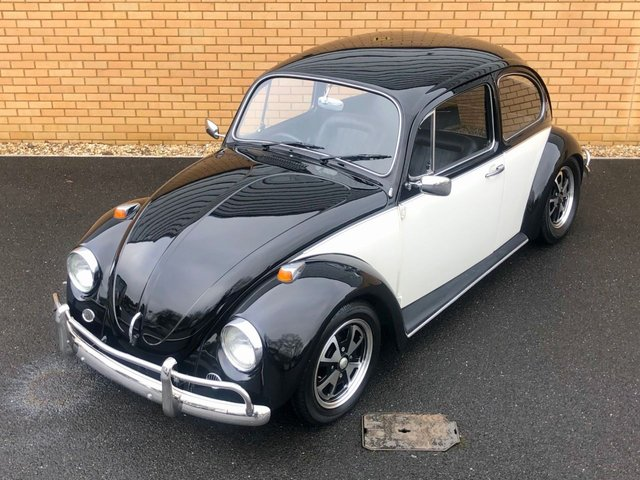 1971 VOLKSWAGEN BEETLE 1200A // Classic // Fully Restored // Px Swap
