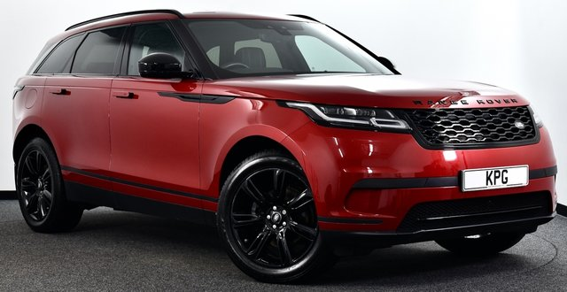 USED 2017 67 LAND ROVER RANGE ROVER VELAR 2.0 D180 S Auto 4WD (s/s) 5dr £6k Extra's, Pan Roof, Stealth