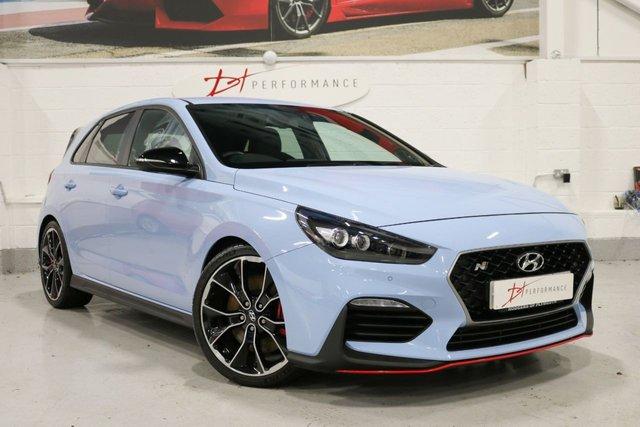 2018 18 HYUNDAI I30 2.0 N PERFORMANCE 5d 272 BHP