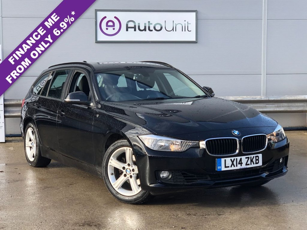USED 2014 14 BMW 3 SERIES 2.0 320I SE TOURING 5d 181 BHP FULL SERVICE HISTORY | LOW MILEAGE | CRUISE | DAB RADIO | BLUETOOTH | POWER BOOT