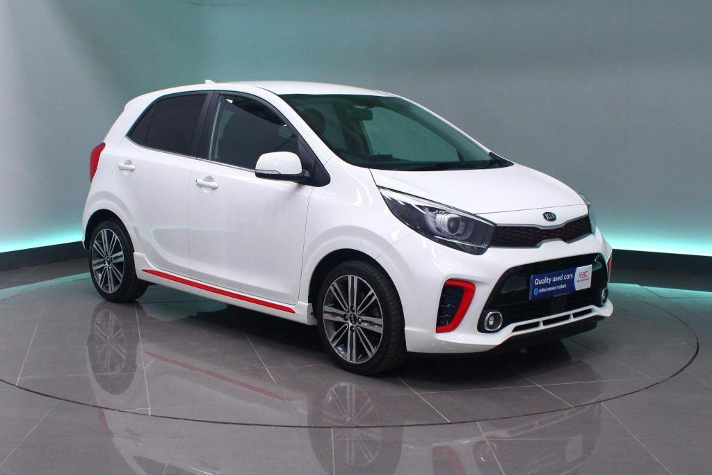 USED 2020 69 KIA PICANTO 1.25 GT-Line (s/s) 5dr 0% Finance offer ENDS MONDAY