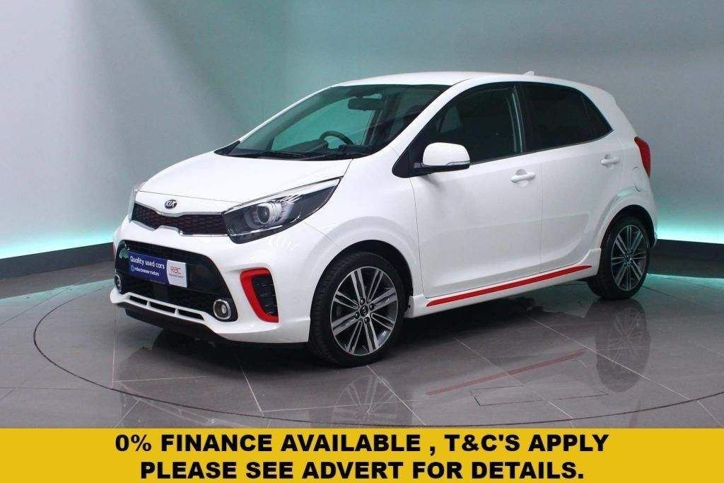 USED 2020 69 KIA PICANTO 1.25 GT-Line (s/s) 5dr 0% Finance available