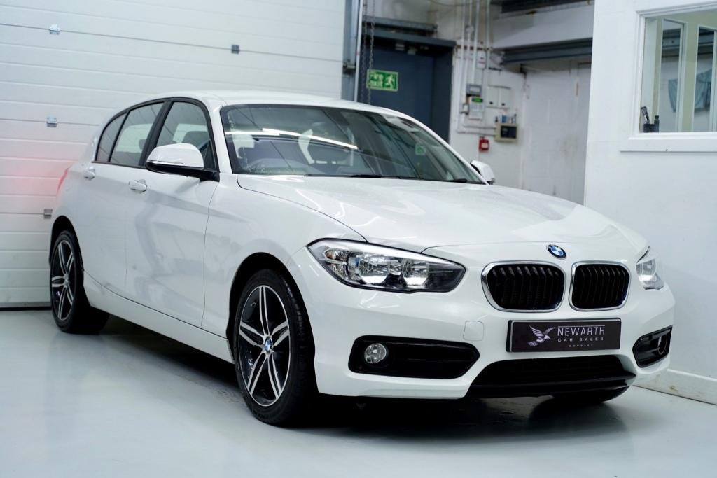 USED 2017 67 BMW 1 SERIES 1.5 118i Sport Sports Hatch (s/s) 5dr 1 Owner 5 Door 15k Miles