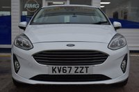 USED 2017 67 FORD FIESTA 1.1 ZETEC 3d 85 BHP AVAILABLE FOR ONLY £190 PER MONTH WITH £0 DEPOSIT