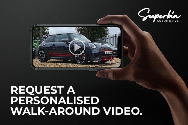 MINI CONVERTIBLE at Superbia Automotive