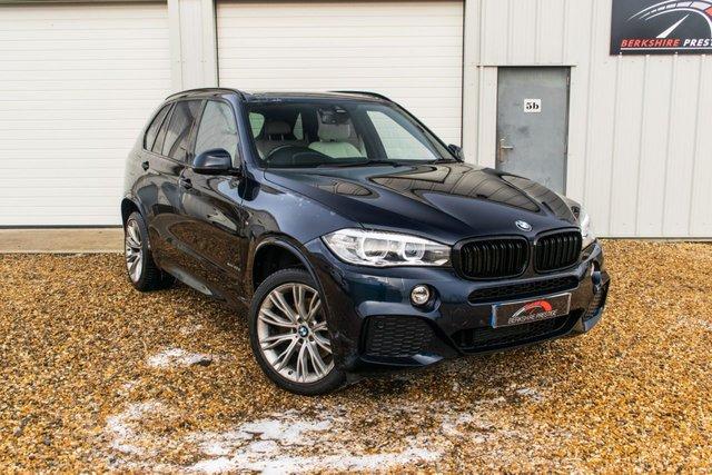 2014 T BMW X5 3.0 XDRIVE40D M SPORT 5d 309 BHP