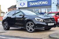 USED 2015 MERCEDES-BENZ GLA-CLASS 2.1 GLA 200 D AMG LINE 5d 134 BHP FINANCE FROM £319 PER MONTH £0 DEPOSIT
