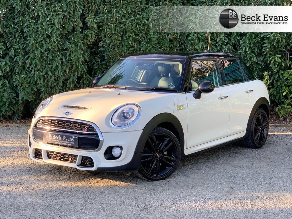 USED 2017 17 MINI HATCH COOPER 2.0 COOPER S 5d 189 BHP