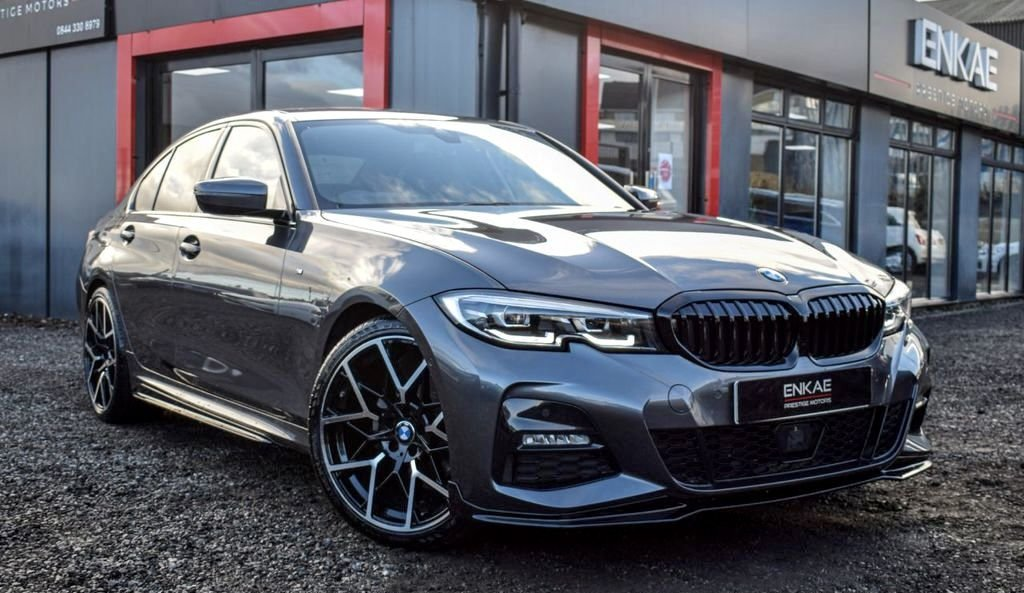 USED 2019 19 BMW 3 SERIES 2.0 320D M SPORT 4d 188 BHP TECH PCK M PERFORMANCE